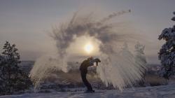 White Mazessa Matthias Mayr ja kumppanit lähtevät tekemään ensilaskua syvällä Itä-Siperiassa.