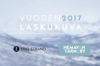 Vuoden laskukuva x Hemavan Tärnaby & Stig Strand Heliski